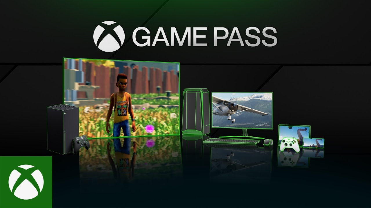 Xbox Game Pass - Gamescom trailer