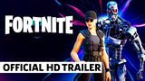 Do Fortnite prichádza T800 a Sarrah Connor