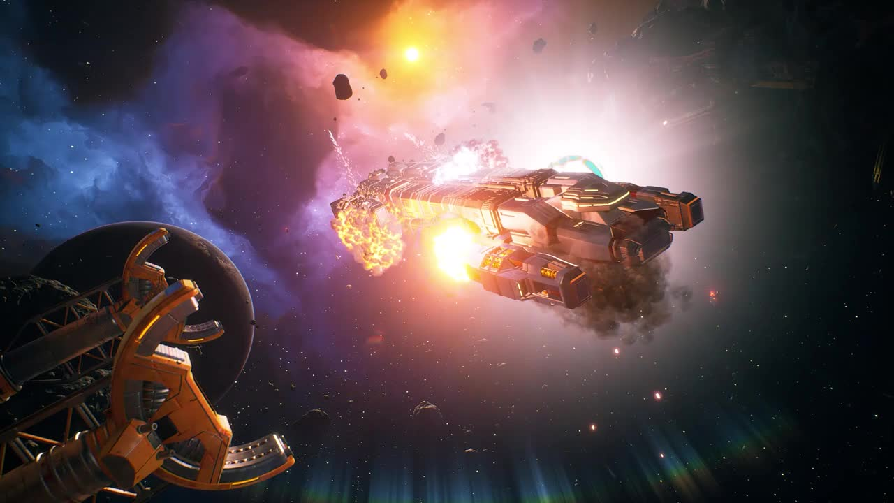 Everspace 2 vychádza v Early Access