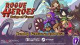 Kooperatívna roguelite hra Rogue Heroes: Ruins of Tasos dostala dátum vydania
