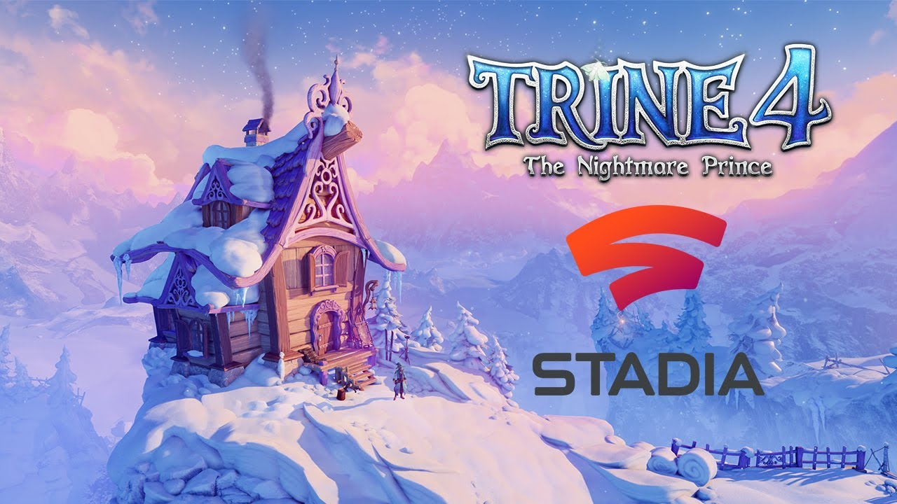 Trine 4: The Nightmare Prince príde na Stadiu