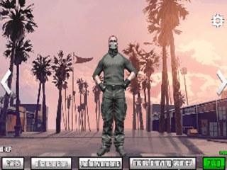 GTA Mercenary Driver