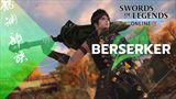 Swords of Legends Online ukazuje Berserkera