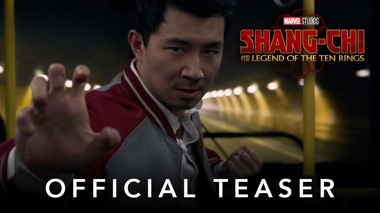 Shang-Chi and the Legend of the Ten Rings - filmový teaser