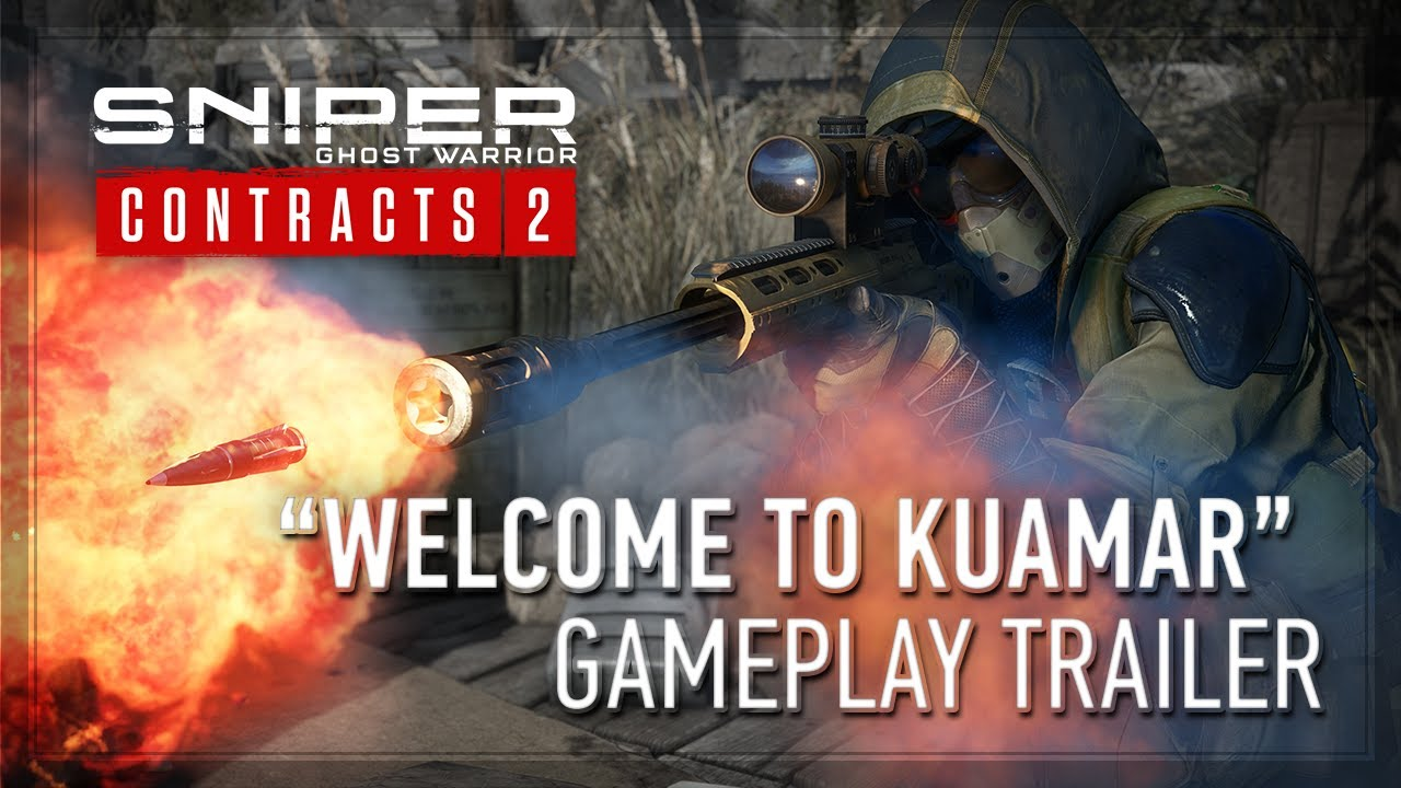 Sniper Ghost Warrior Contracts 2 ukazuje krajinu Kuamar
