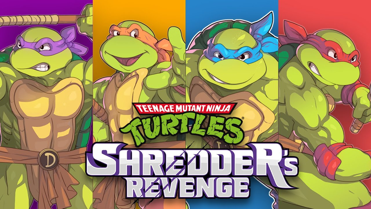 Teenage Mutant Ninja Turtles: Shredder's Revenge ukazuje hrateľnosť