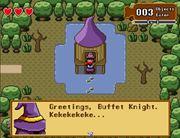 Buffet Knight