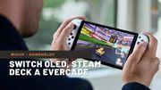 Mixup - Switch OLED, Steam Deck a Evercade