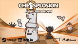 Chessplosion zmieša Bombermana s šachom