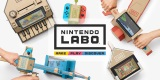 Nintendo predstavilo kartónové modely pre Switch - Nintendo Labo