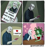 Voldermort si našiel lásku