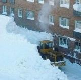 Bežná zima v Rusku