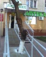 Takto sa robia dráhy pre vozíčkárov v Rusku