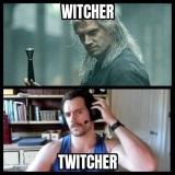 Witcher vs Twitcher