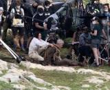 Nové zábery z natáčania Indiana Jonesa 5