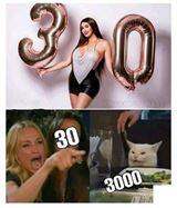 Tak 30 alebo 3000?