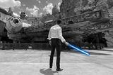 Disney má patent na vysúvateľný svetelný meč