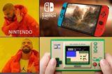 Nintendo a jeho prekvapenie