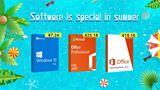 Špeciálne letné zľavy: Windows 10 Pro za €7.24 a Office 2019 Pro za €25.18