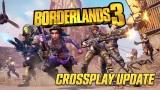 Crossplay je už v Borderlands 3 zapnutý, nefunguje na PlayStation konzolách