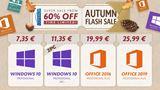 Kúpte si Windows 10 len za 7.35 eur počas GoDeal24.com jesenného výpredaja