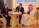 Keď vám Putin ponúka čaj