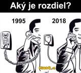 23 rokov a žiaden rozdiel