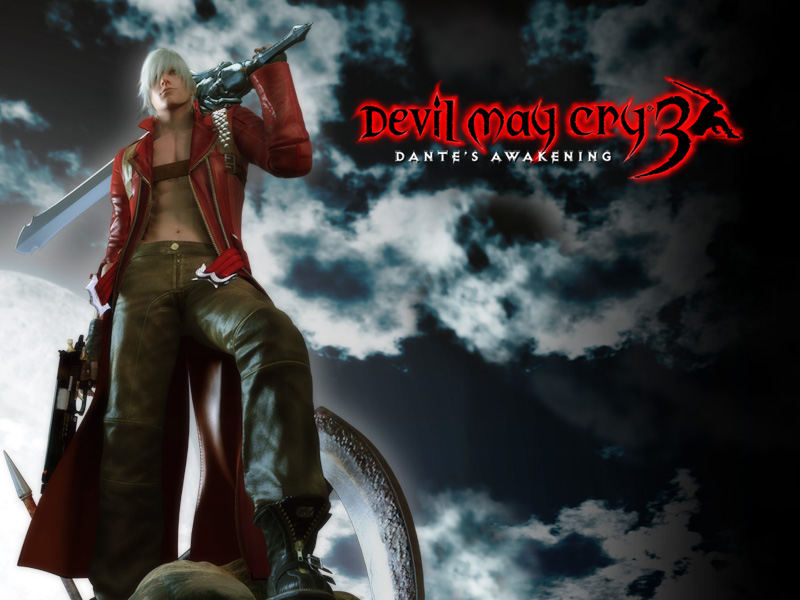 Devil May Cry 3: Dantes Awakening Special Edition