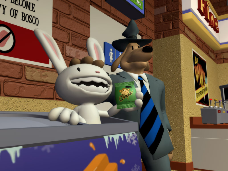 Sam & Max: Episode 3