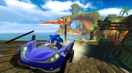 Sonic & SEGA All Star Racing