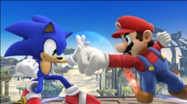 Mario & Sonic at the Sochi 2014