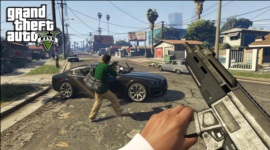 GTA V (Xbox One, PS4)