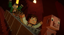 Minecraft: Story Mode - Episode 1
