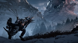 Horizon: Zero Dawn: The Frozen Wilds