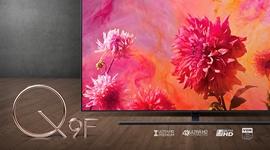 Samsung QLED QE65Q9FN - najlepší TV na hranie