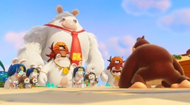 Mario + Rabbids Kingdom Battle: Donkey Kong...