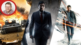 Od Mafie 2 cez Quantum Break a World of Tanks až po indie