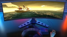 Lenovo Y44W - parádny ultraširoký monitor
