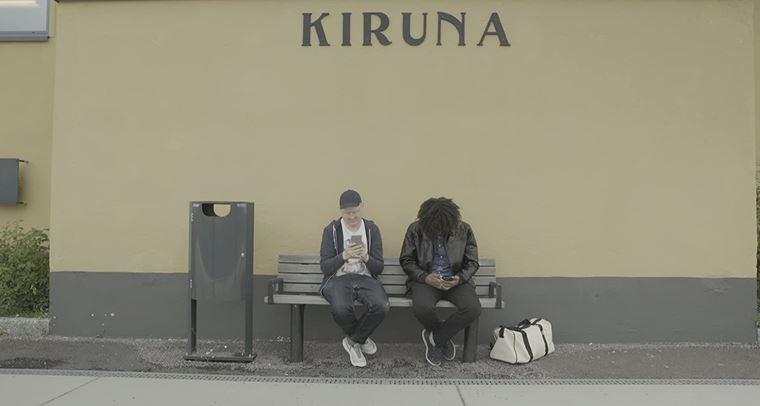 Kiruna - prekrásny nový svet