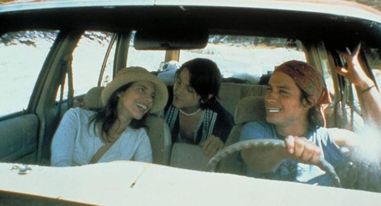 Téma: vyrazte na cesty s najlepšími road-movies