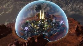 Sphere - Flying Cities predstavuje utopistické lietajúce mesto